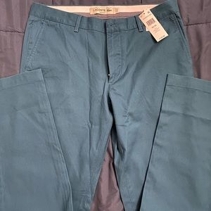 Lacoste men's chinos